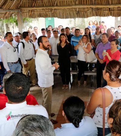 PONEN A UN IZQUIERDISTA EN CAPA: Confirman a Gerardo Mora al frente de la Comisión de Agua Potable y Alcantarillado