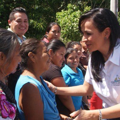 Anuncia Laura Fernández programa 'Reciclatón' para promover un Puerto Morelos sustentable y limpio