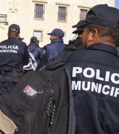 Policías mexicanos sin seguridad jurídica ni laboral; organizan movimiento nacional