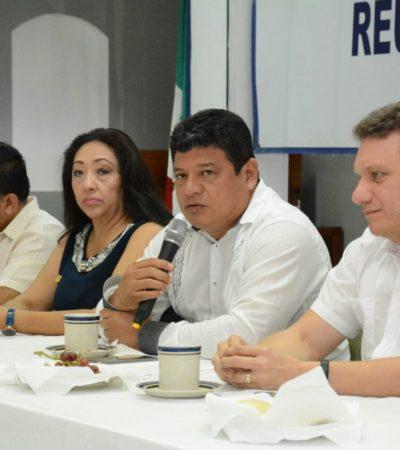 Se reúne Luis Torres con comerciantes para buscar estrategias para reactivar la economía maltrecha de Chetumal