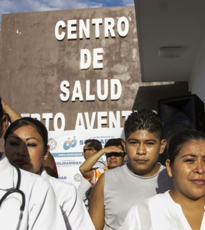 Amplían horario de atención médica en Centro de Salud de Puerto Aventuras