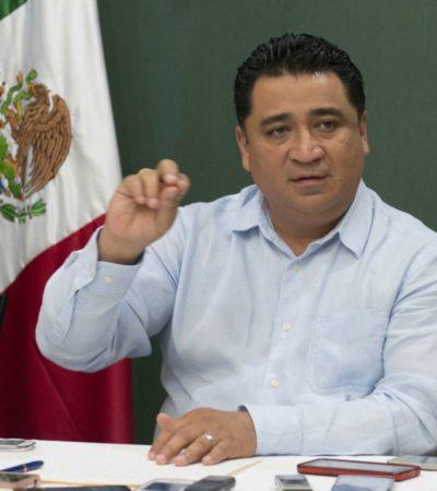 DOCUMENTAN DESVÍOS POR HASTA 6 MIL MDP: Hay elementos para proceder penalmente contra Borge y ex funcionarios, dice presidente del Congreso