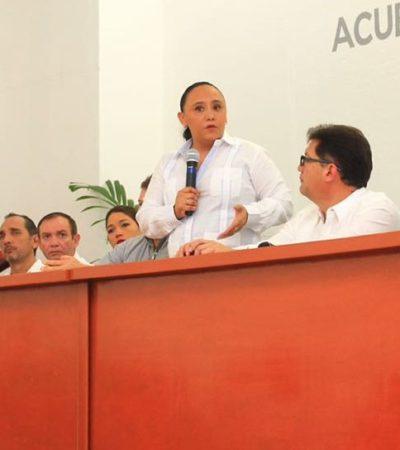 APRIETAN EL 'CINTURÓN' EN SOLIDARIDAD: Anuncia Cristina medidas para enfrentar deuda por más de mil 400 mdp; buscarán fincar responsabilidades por quebranto