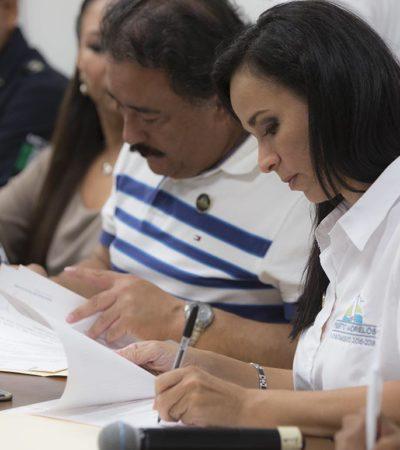 Elaboran el primer Reglamento de Protección Civil para el nuevo municipio de Puerto Morelos