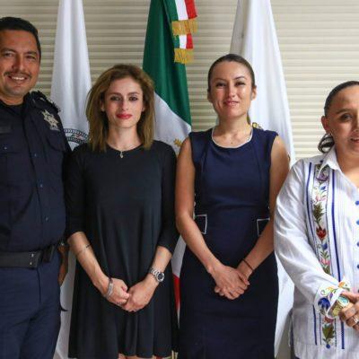 Nombra Cristina Torres a dos mujeres para encabezar a Tránsito y a la Policía Turística
