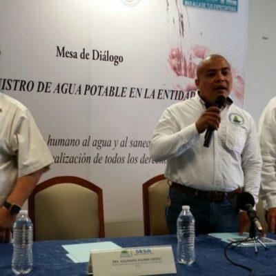 SIN ACUERDOS POR LA CALIDAD DEL AGUA: Pide director de CAPA a empresarios no politizar debate y advierte consecuencias contra ex funcionarios
