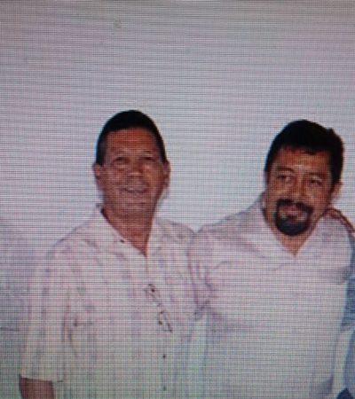 Juan Jesús Lezama González, de la masonería más allegada a Borge y Mauricio, a una delegación en Sintra