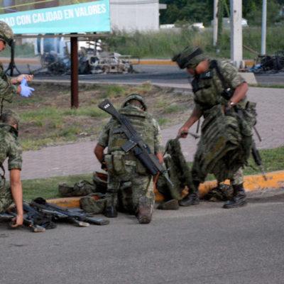 Investigan si hermano de 'El Chapo' ordenó el ataque a militares en Culiacán
