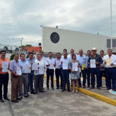 SE LE DEJAN IR EN MONTÓN: 20 alcaldes presentan denuncia contra gobierno de Javier Duarte en Veracruz