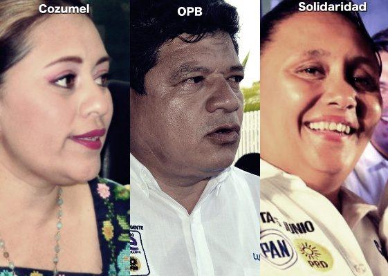 MUNICIPIOS QUEBRADOS, HERENCIA DE 'BETO': Solidaridad, Cozumel, y en menor medida OPB, están contra la pared tras saqueo financiero durante el borgismo