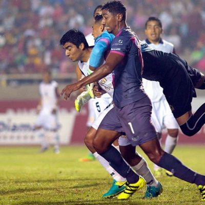 SE AFERRA ATLANTE A LA LIGUILLA: Derrota Potros 3-0 a Coras FC
