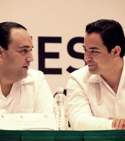 ROMPEN 'BETO' Y 'CHANITO': Tras ser excluido de fiesta privada, ex Gobernador arremete contra el diputado federal, antiguo aliado