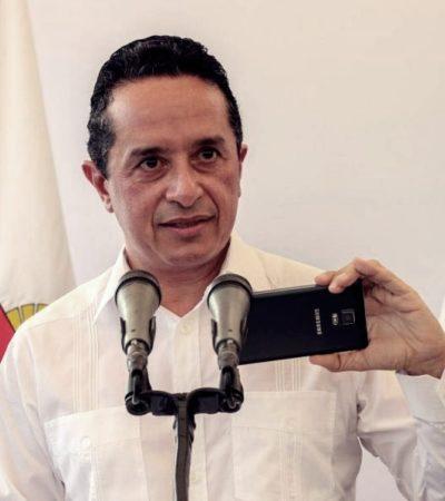 Altavoz | Los tres primeros errores de Carlos Joaquín
