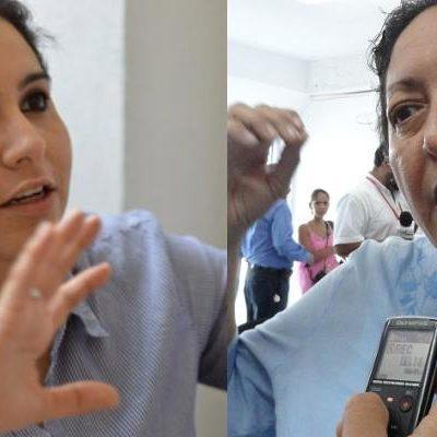 MINIMIZAN CONFLICTO DE PANISTAS CON CARLOS: Dice diputada Mayuli que no comparte declaraciones de Patricia Sánchez, pero las respeta
