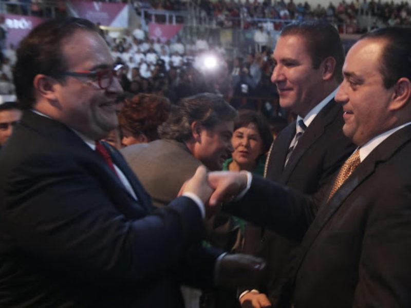 SE DA PRI 'BAÑO DE PUREZA': Confirman expulsión del tricolor de Javier Duarte, gobernador prófugo de Veracruz; de 'Beto' nadie se acordó