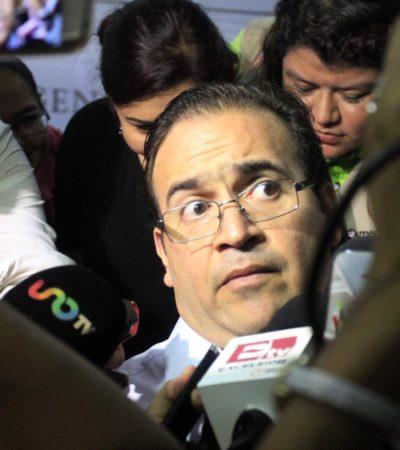 ORDENAN DETENER A JAVIER DUARTE: Más rápido que en Quintana Roo, inician proceso penal contra gobernador con licencia de Veracruz