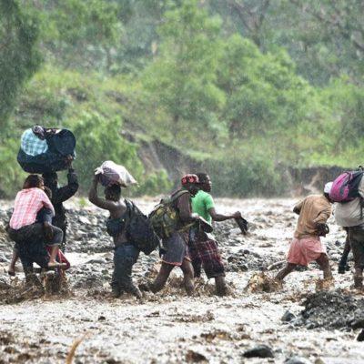 ESTELA DE DESTRUCCIÓN Y MUERTE: Huracán 'Matthew' deja 140 muertos y fuertes daños en Haití, Cuba y Dominicana