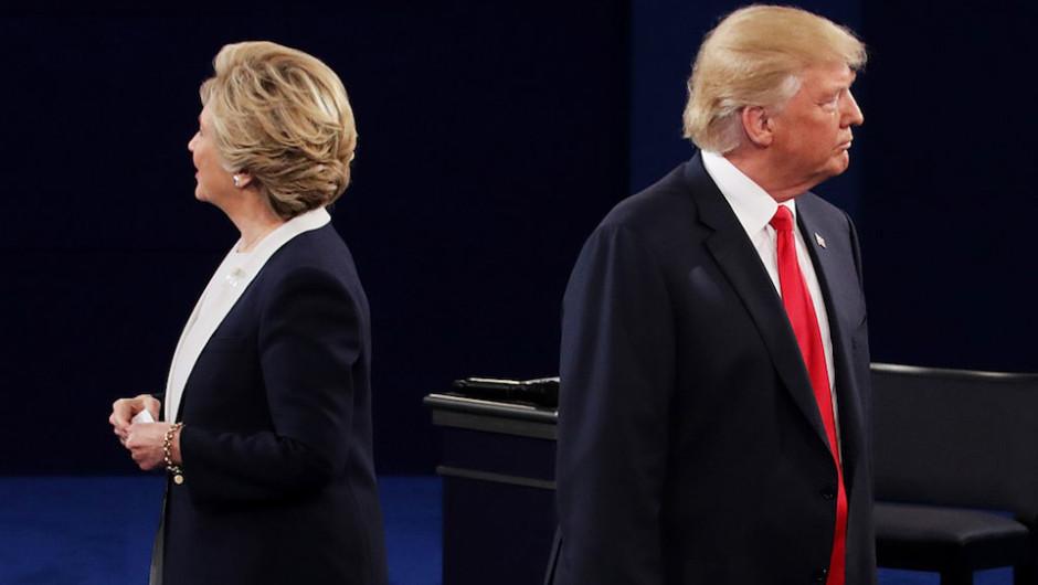 DURO SEGUNDO DEBATE ENTRE TRUMP Y HILLARY: Candidatos se sacan trapos sucios y se lanzan amenazas hasta de cárcel para apuntalar campañas