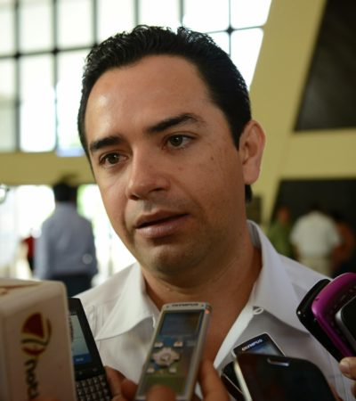 """""""LA GENTE SE CANSÓ, EL PRI DEBE CAMBIAR"""": Dice 'Chanito' que """"sería un honor"""" dirigir al PRI, pero se tiene que poner al ciudadano en el centro"""