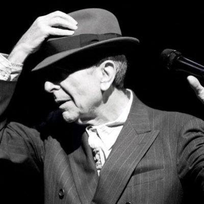 """""""ESTOY LISTO PARA MORIR"""": El poeta, novelista y cantante canadiense Leonard Cohen, de 82 años, llega al punto en que dice que """"eso es todo para mí"""""""