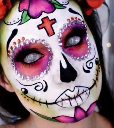SE EXPANDE DOMINIO POBLANO EN QR: Consorcio Xcaret les da trato de locales en su Festival de Vida y Muerte