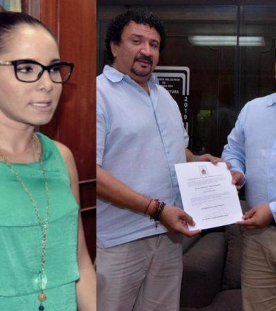 NO HAY MAL QUE DURE MÁS DE DOS SEXENIOS: Destituyen a Melissa Verduzco de la Oficialía Mayor del Congreso