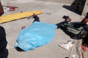 Muere hombre electrocutado en la colonia Payo Obispo de Chetumal