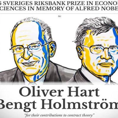 Dan Premio Nobel de Economía a un británico y a un finlandés por aportaciones a la teoría de los contratos
