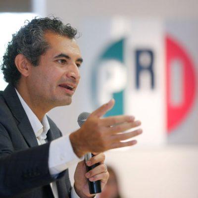 Confirman primera visita de líder del PRI nacional a Quintana Roo