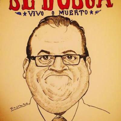 """""""SE BUSCA VIVO O MUERTO"""": Colocan en calles de Xalapa retratos para tratar de ubicar a Javier Duarte"""