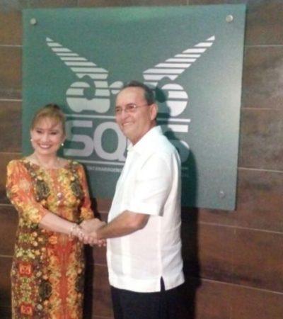 OFICIALIZAN MÁS NOMBRAMIENTOS: Asumen nuevos funcionarios en QR; Martha Silva al SQCS; ex procurador de Hendricks, con López Mena