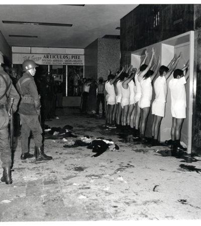 """""""2 DE OCTUBRE NO SE OLVIDA"""": De Tlatelolco a Ayotzinapa, la misma cerrazón del Ejército, reportaje de Proceso"""