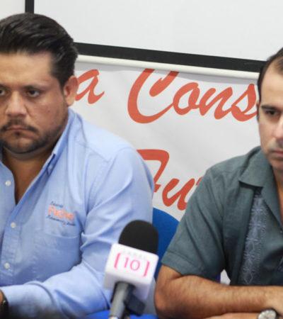 Exigen PAN y PRD al gobierno de Remberto atender la ola de violencia que vive Benito Juárez