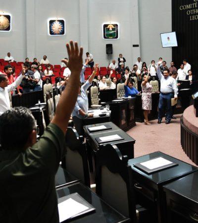 PLANTEAN COMISIÓN ANTICORRUPCIÓN EN EL CONGRESO: Presentan iniciativa para aterrizar y facilitar reformas nacionales en QR