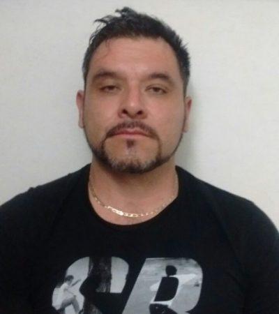 Frustran 'boquetazo' a casa de cambio en Puerto Morelos; detienen a presunto cabecilla de la banda