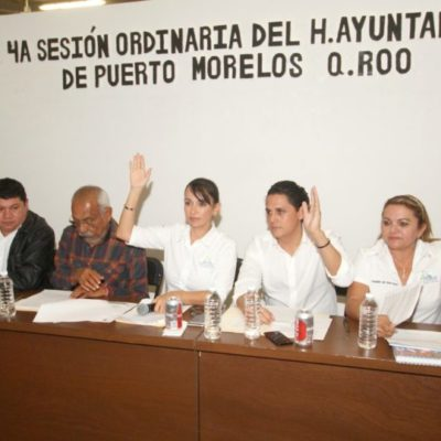 Aprueba Cabildo de Puerto Morelos descuentos de hasta 25% en el pago anticipado del predial