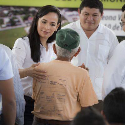 Anuncia Alcaldesa segundo Foro de Consulta Ciudadana en Puerto Morelos