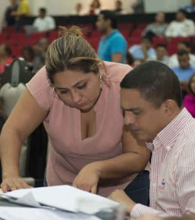 Están diputados del PRI a la expectativa para conocer las condiciones del refinanciamiento de la deuda de QR