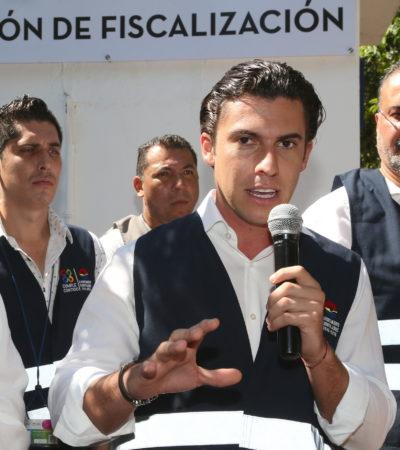 CANCÚN, MÁS SEGURO QUE YUCATÁN, DICE REMBERTO: Admite Alcalde que delincuencia no se va a solucionar de la noche a la mañana
