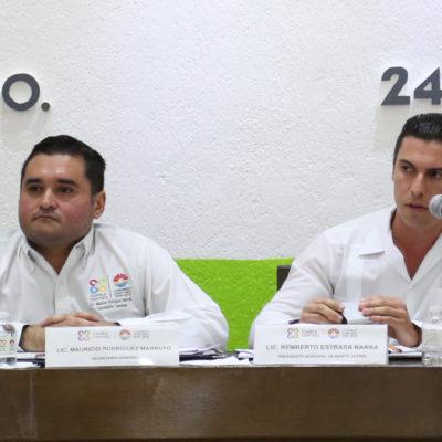 Polémica de por medio, aprueba Cabildo el Comité del Parque Cancún; Gregorio Sánchez, entre los integrantes