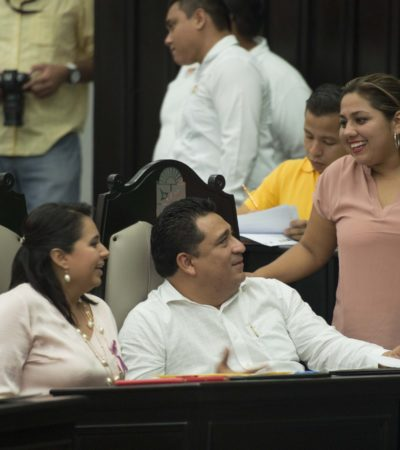 Rechaza Congreso investigar a diputados; minimiza Eduardo Martínez video para tratar de descalificar a Juan Ortiz