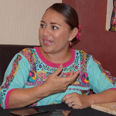 """""""LLEGUÉ PARA SER UN VERDADERO CAMBIO"""": Perla Tun rompe lanzas en Cozumel y dice que no dará marcha atrás en su política de cortar publicidad a medios"""
