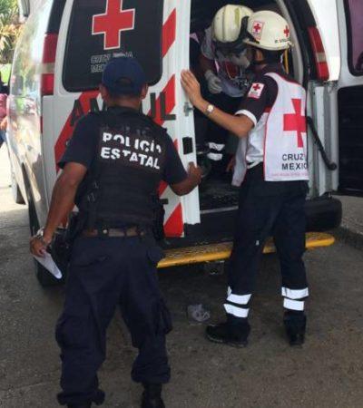 Apuñalan a una mujer en su propia casa en la Región 91 de Cancún