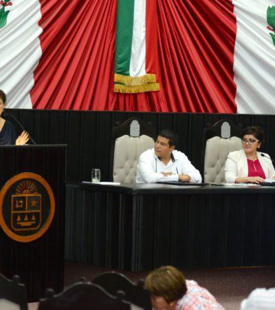 Decreta Congreso reformas del nuevo paquete de disciplina financiera para Quintana Roo
