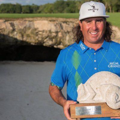 Gana Pat Perez el torneo de golf de la PGA Tour en Mayakoba y se lleva una bolsa de 1.2 mdd