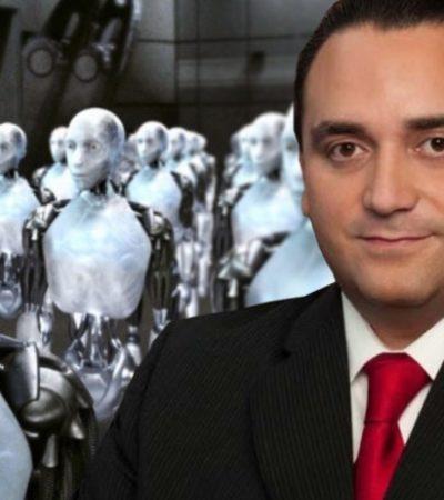 Rompeolas: Ciberespionaje a medios 'de origen y destino' en el 'borgismo'