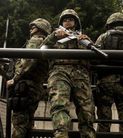 """""""ESTÁN JUGANDO CON FUEGO"""": Aprueba Senado polémica militarización de los puertos en México"""
