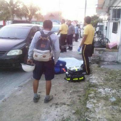 FEMINICIDIO EN COZUMEL: Hallan a una bailarina asesinada a golpes en plena calle de la colonia Adolfo López Mateos