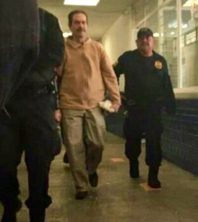 EX GOBERNADOR TRAS LAS REJAS: Difunden foto de Guillermo Padrés en prisión