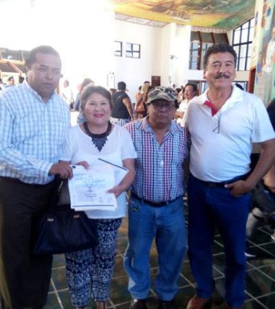 CRECE RECLAMO EN LA ZONA MAYA: Demandan regidores de FCP auditoría al 'Pato' Carballo Tadeo y acusan a la actual alcaldesa de encubrirlo